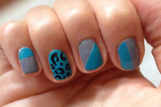 nail_art_design_leopard_2
