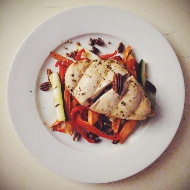 recept-kip-oven-groenten