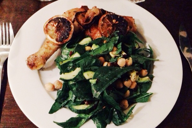 kip-spinazie-salade-5